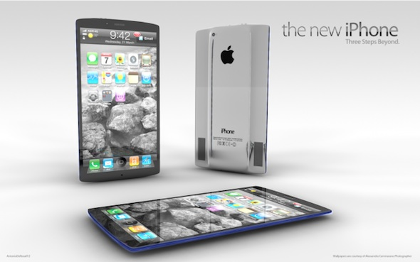 iPhone 5 Supposedly